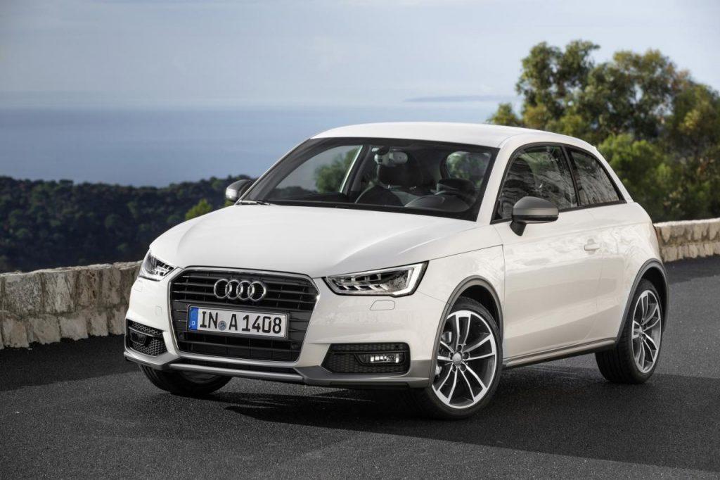 Audi A1 2018 – Kích thước rộng hơn, trang bị nhiều công nghệ hơn