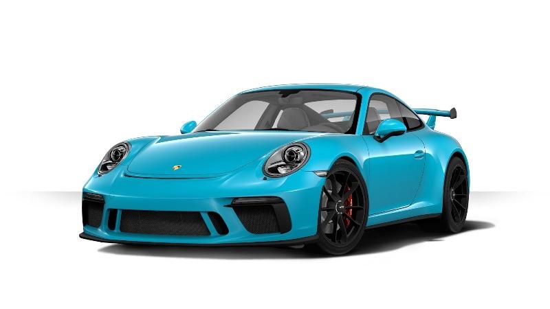 Cá nhân hóa tối đa với Porsche 911 GT3 2018
