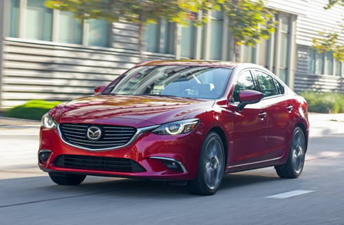 Ô tô Mazda từ Việt Nam có thể xuất 'ngược' sang ASEAN