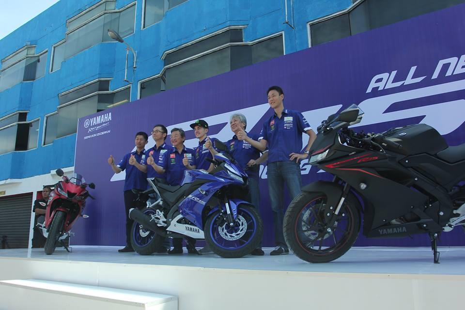 Yamaha R15 v3.0 có giá 59 triệu đồng tại Indonesia