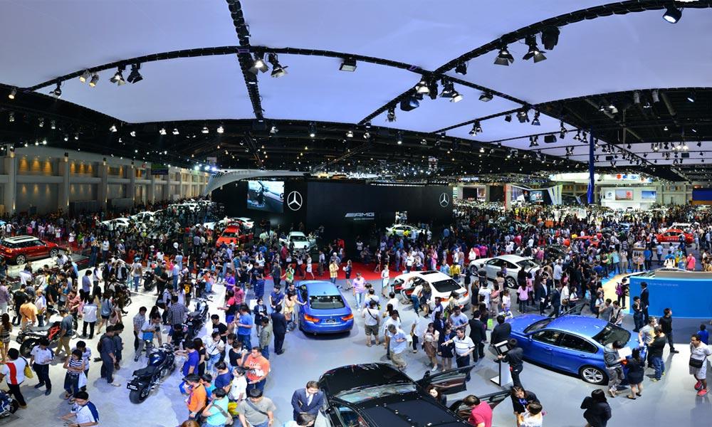 Điểm nóng tuần: Hàng loạt xe mới ra mắt tại Bangkok Motor Show 2017