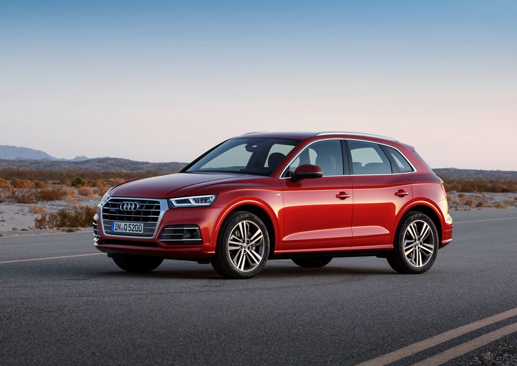 Audi liên tục triệu hồi xe do nhiều lỗi khác nhau