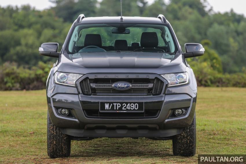 Ford Ranger 2.2L FX4 sắp ra mắt, giá từ 622 triệu đồng tại Malaysia