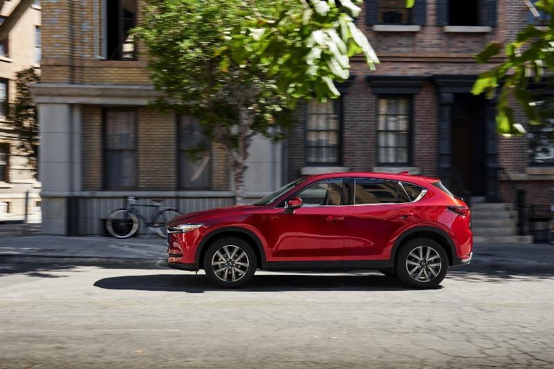 Mazda CX-5 phiên bản 7 chỗ sẽ trình làng vào cuối năm nay