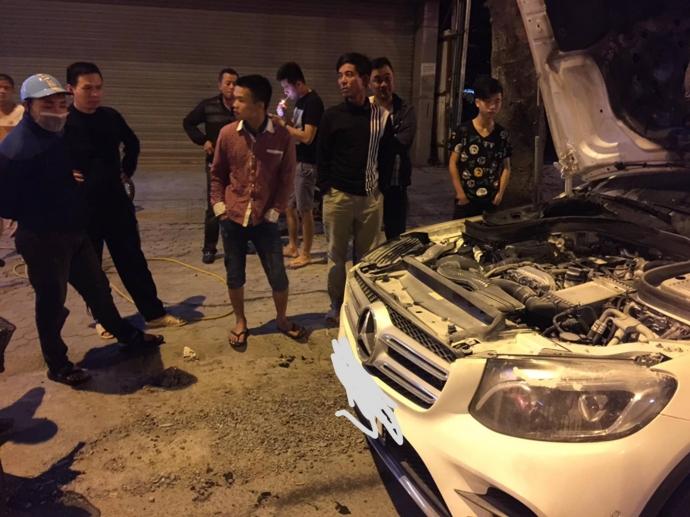 Mercedes Việt Nam phản ứng sau vụ cháy GLC: Không phải lỗi toàn cầu