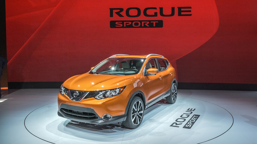 Nissan Rogue Sport 2017 chuẩn bị ra mắt có giá khởi điểm 22.380 USD