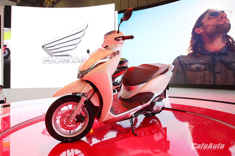 Cận cảnh Honda LEAD 125cc vừa ra mắt tại Việt Nam