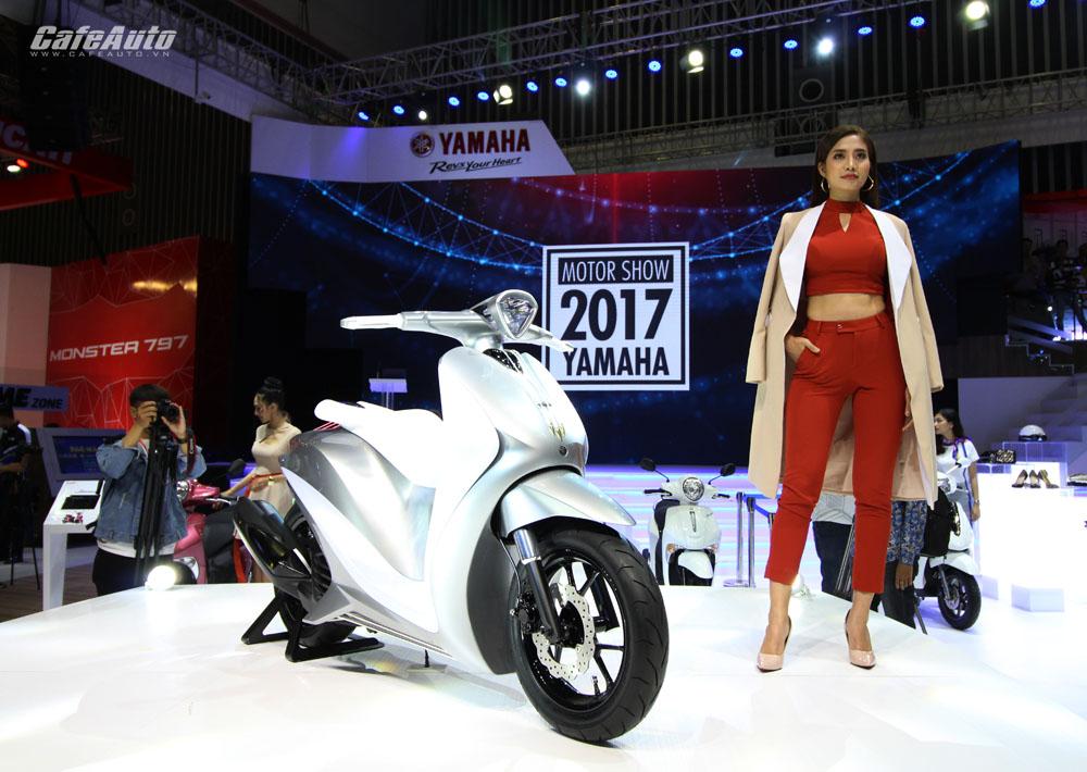Ngắm xe ý tưởng đến từ tương lai, Yamaha Glorious