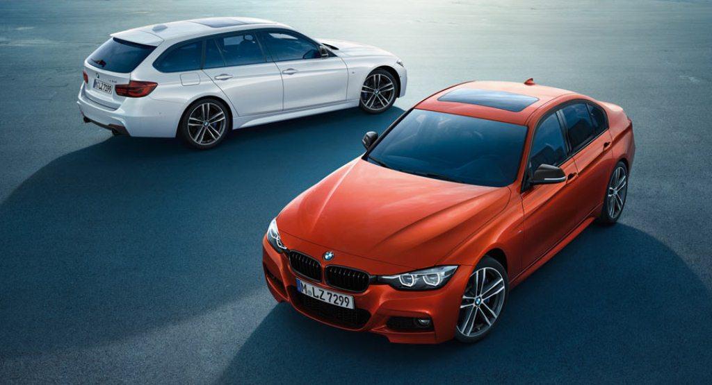 BMW 3-Series 2018 có thêm 3 phiên bản mới