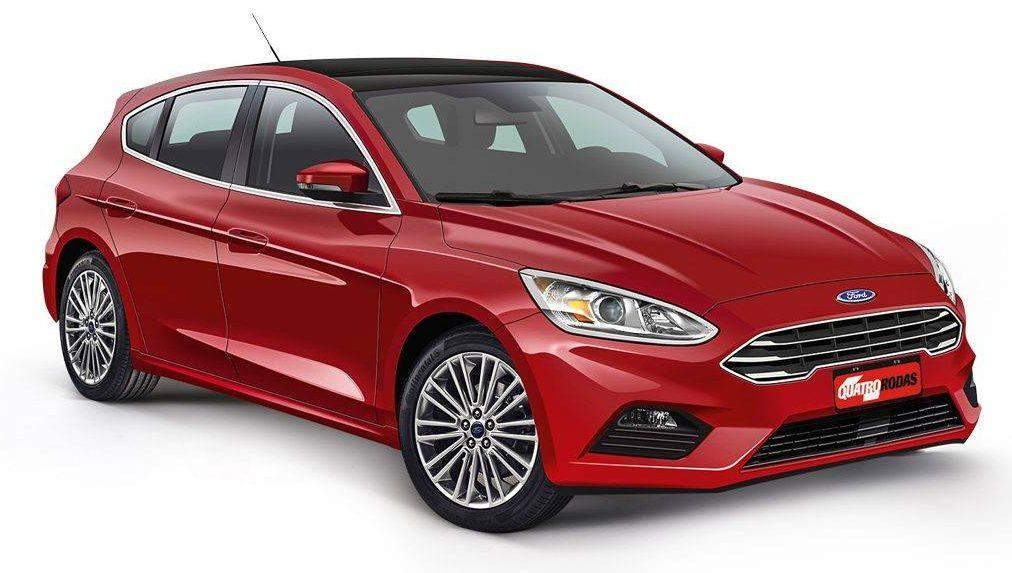 Ford Focus 2018 sẽ có diện mạo như thế nào?