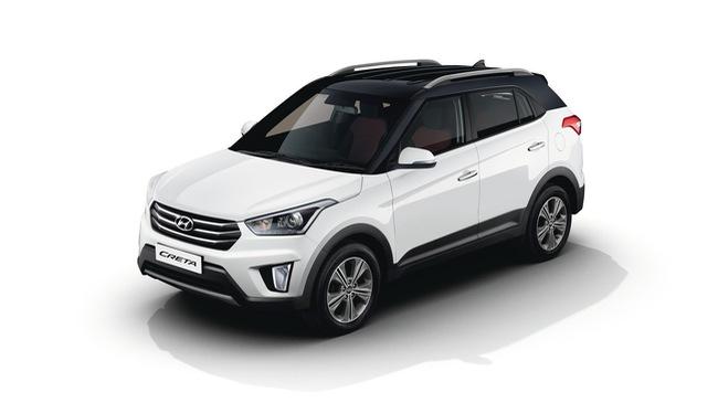 Hyundai Creta 2018 lộ diện, ra mắt vào đầu năm sau