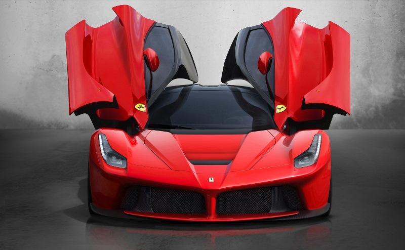 Siêu phẩm LaFerrari sắp được thay thế bằng một siêu xe hoàn toàn mới