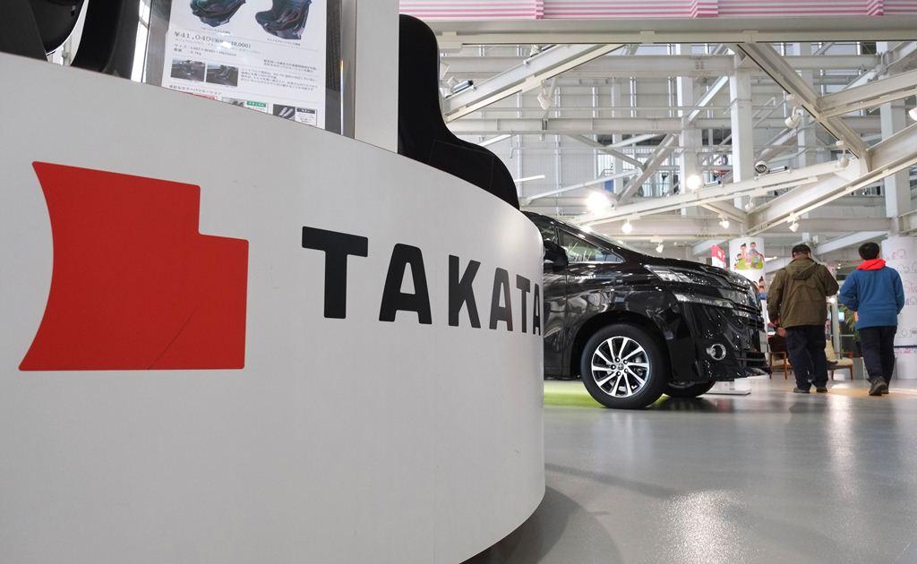 BMW, Mazda, Subaru, Toyota chi 553 triệu USD giải quyết vấn đề túi khí Takata