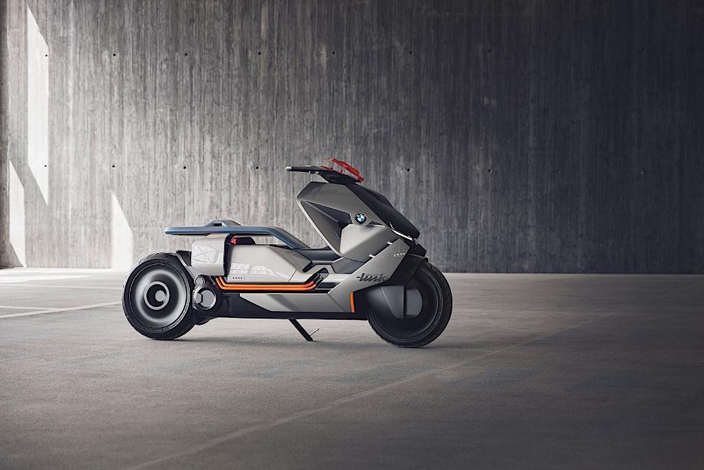 BMW Motorrad Concept Link, xe máy đến từ tương lai