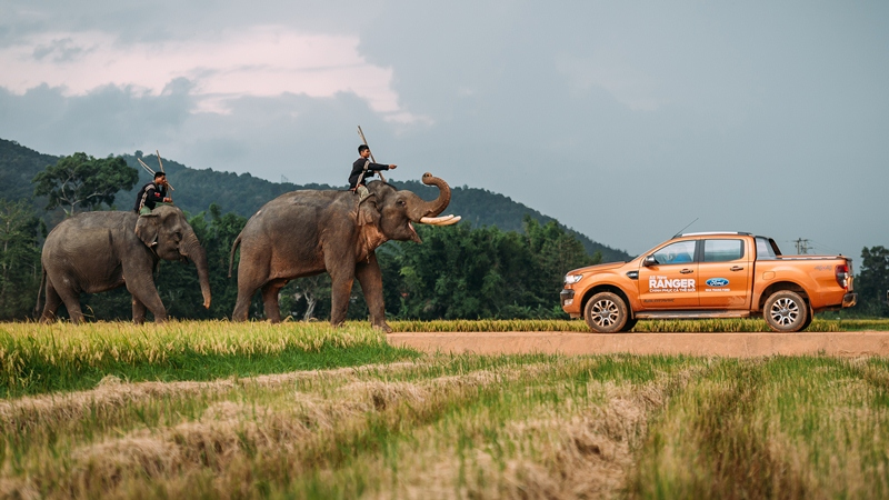 Ford Ranger Wildtrak 2.2L AT 4x4 ra mắt Việt Nam, giá từ 866 triệu đồng