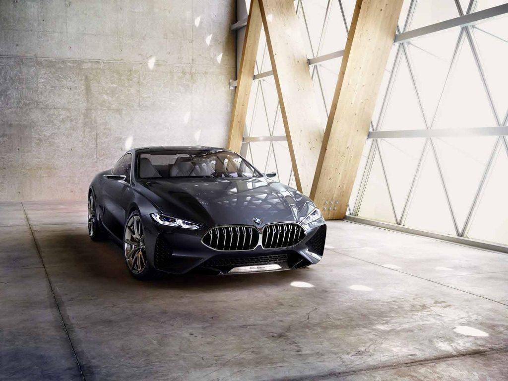 Ngắm Concept siêu đẹp BMW 8 Series