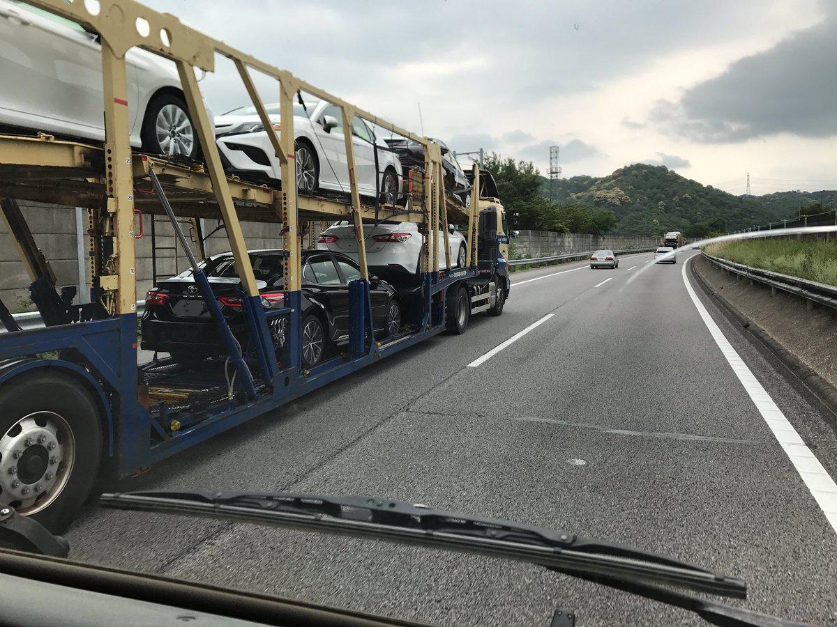 Toyota Camry 2018 xuất hiện tại Nhật Bản, sẵn sàng ra mắt châu Á
