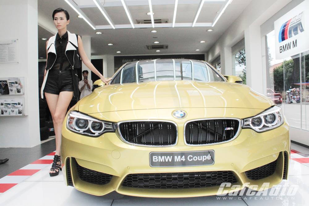 Cận cảnh BMW M4 giá gần 4 tỷ mới ra mắt tại Việt Nam