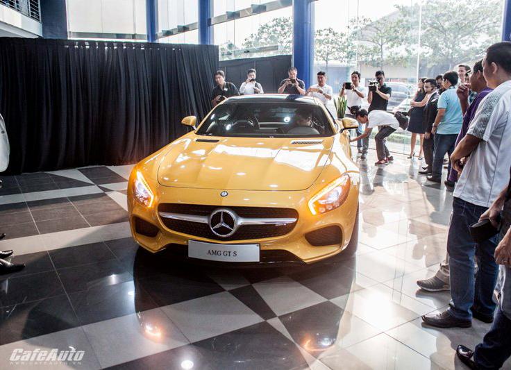 Mercedes-Benz trình làng 4 mẫu xe tiền tỷ tại Việt Nam