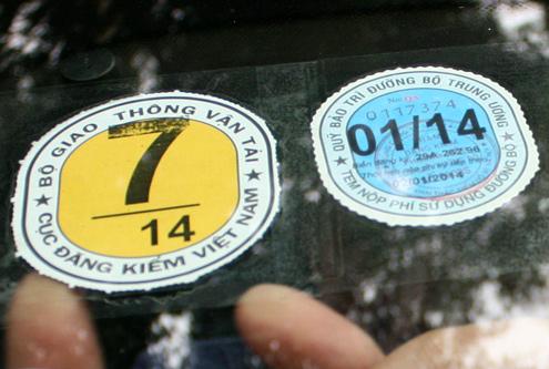 Tư vấn: Đăng kiểm xe sớm so với thời hạn đăng ký trước có được cộng dồn ngày không ?