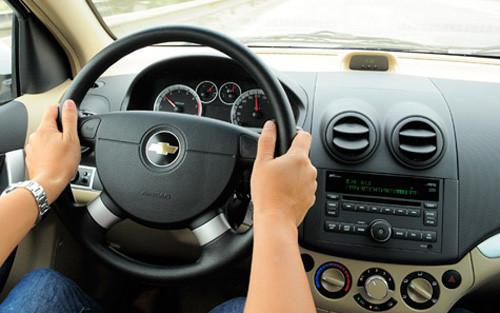 Kỹ năng lái xe trong nội thành