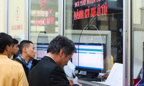 Gặp trục trặc trong quá trình làm thủ tục đăng ký xe, phải khắc phục thế nào?