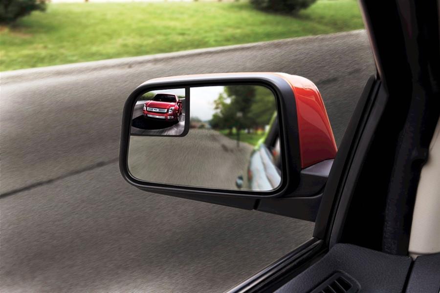 Tìm hiểu về gương chiếu hậu xe ô tô