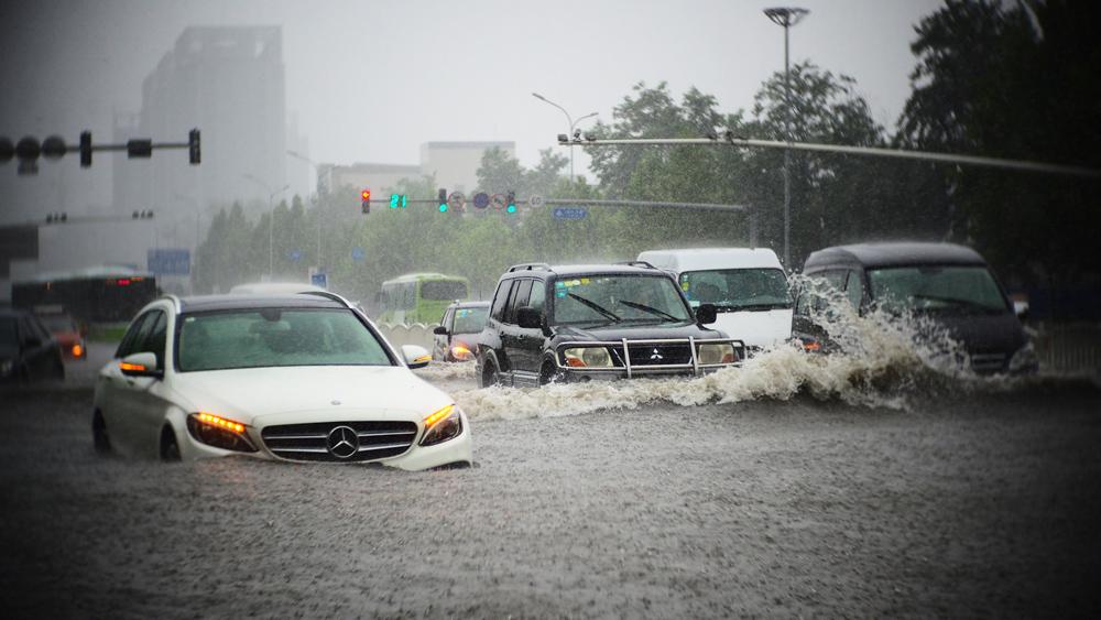 Ảnh hưởng của việc để nước tràn vào phanh ô tô