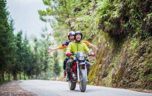 Chạy xe máy đường dài mùa Tết: Chuẩn bị những gì?