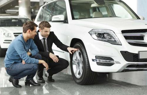 Sai lầm thường gặp khi mua xe mới