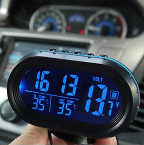 3 điều cần biết về đồng hồ đo nhiệt độ trên xe hơi