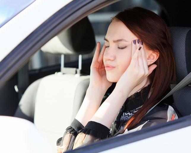 9 mẹo hữu ích cho người 'lên ôtô là say'