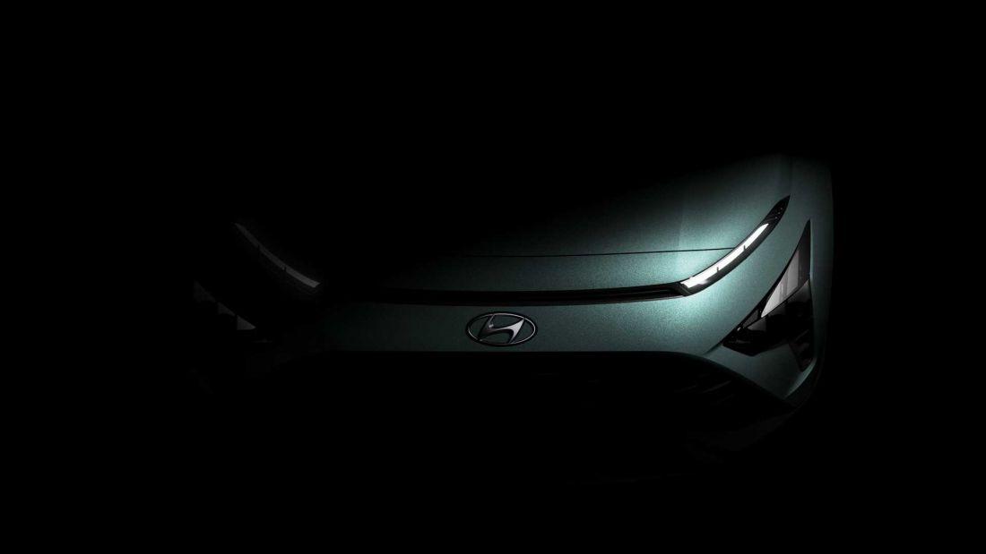 Xem trước 'đàn em' mới của Hyundai Kona, đặt mục tiêu lật đổ Kia Seltos, Toyota Corolla Cross từ khi chưa mở bán