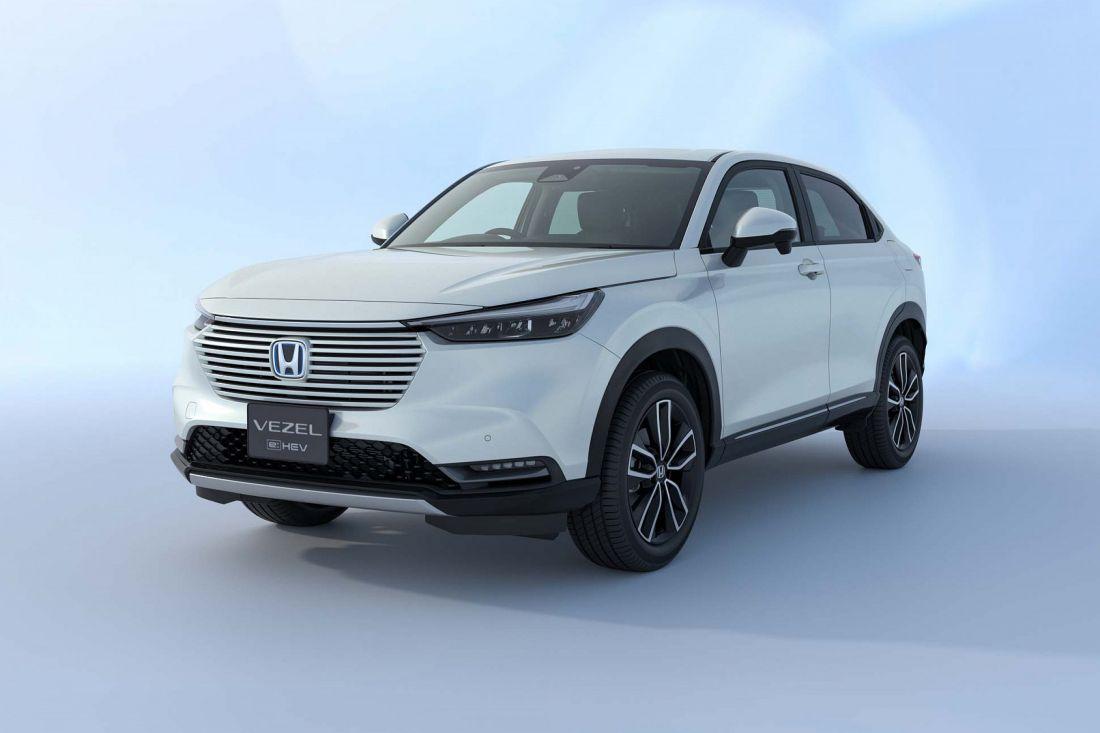 Honda HR-V 2021 lột xác từ trong ra ngoài với thế hệ mới, Hyundai Kona, Kia Seltos cần phải dè chừng