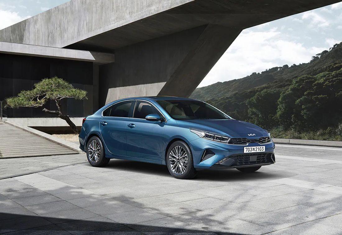 Kia Cerato Facelift lộ diện, nội thất có chi tiết nâng cấp đáng giá