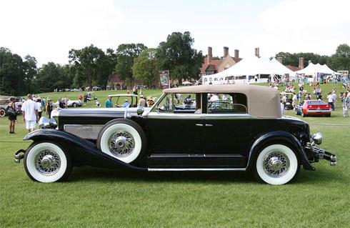 Duesenberg Model J Murphy Convertible Sedan 1936