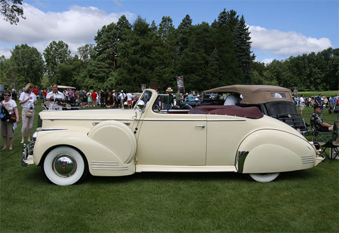 Packard Eight Convertible Coupe 1942