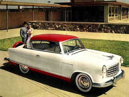 Rambler Custom 1955