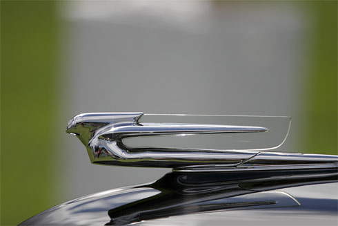 Cadillac 60 Special by Fleetwood 1940