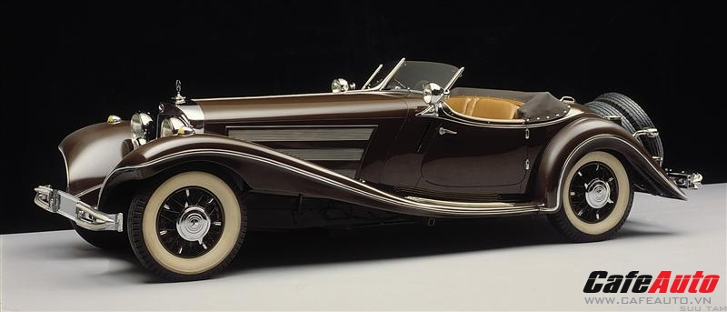 1953 Mercedes-Benz 24 500K