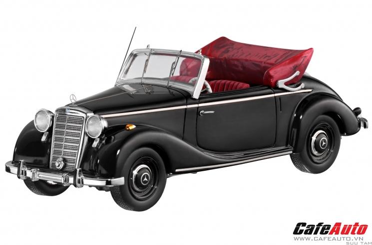 1954 Mercedes-Benz 170 S, W 136