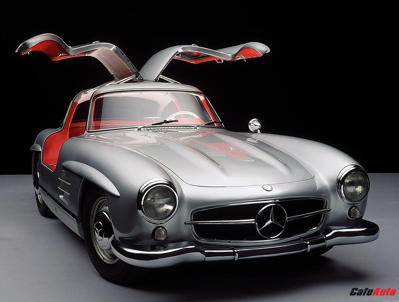 1954 Mercedes-Benz 300 SL, W 198