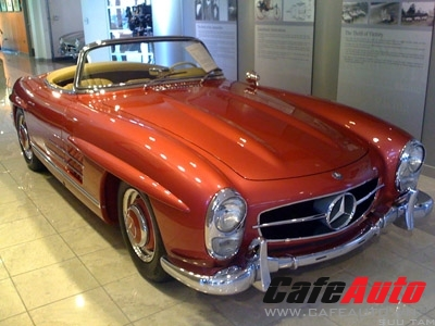 1957 300 SL Roadster