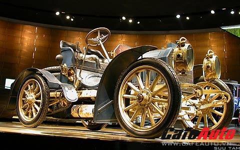 Mercedes-Benz 43 35 HP 1901