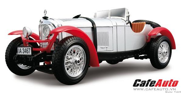 1931Mercedes - Benz SSKL