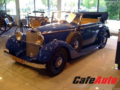 1933 290 Cabriolet