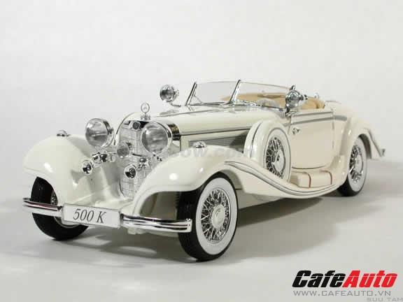1936 Mercedes 500K