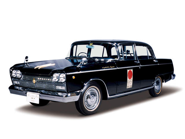 1964 Cedric Special - Máy K (6-cyl. in line, OHV), 2,825cc, 85kW (115PS)