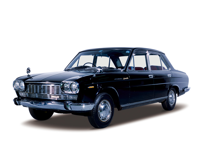 1965 Cedric Special 6 - Máy L20 Single (6-cyl. in line, OHC), 1,998cc, 77kW (105PS)