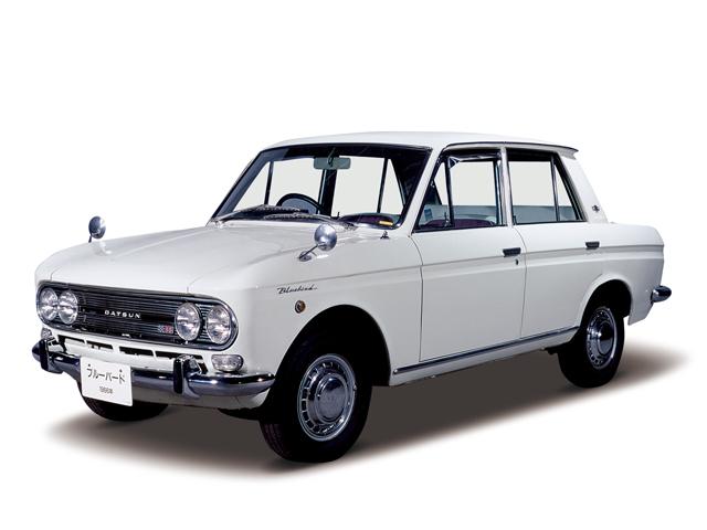 1966 Bluebird 1300SS - Máy J (4-cyl. in line, OHV), 1,299cc, 53kW (72PS), tốc độ tối đa 150kmh